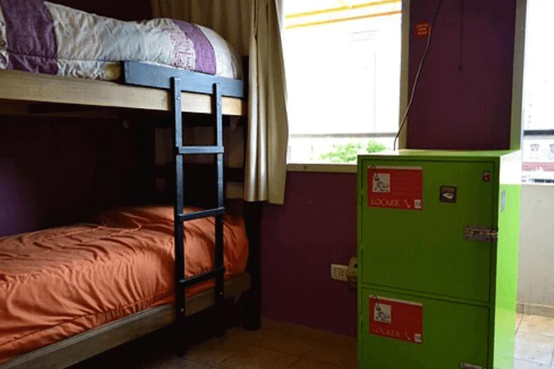 Hostel en c rdoba go hostel c rdoba alojamientos for Habitacion quintuple